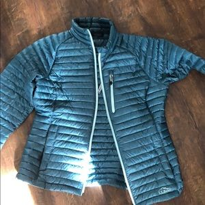 LL Bean puffer coat pretty much brand new
